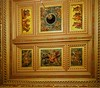 Ceiling frescoes, Opera House.
