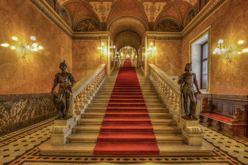 Great Steps, Hungarian Opera House