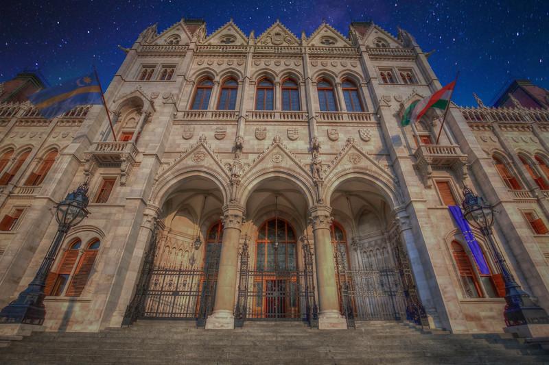 Side Entrance, Parliament Building
