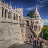 Golden  Hour At Fishermans Bastion