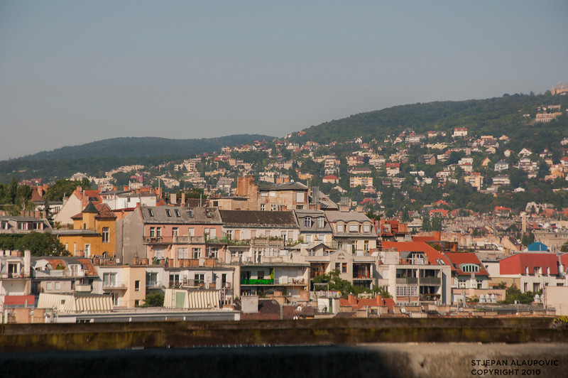 Budapest Hillside