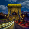 Long Exposure At Chain Bridge
