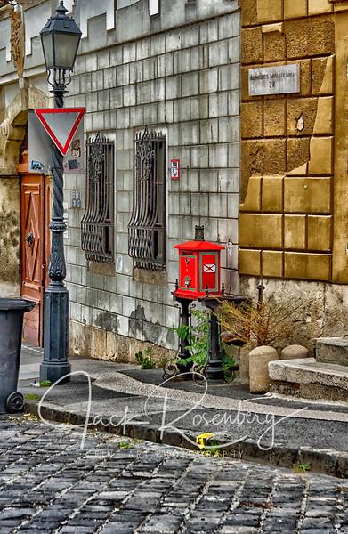 """Red Mailbox"""