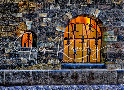 """Synagogue Basement Windows"""