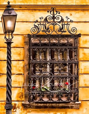 """""""Red Flower Window"""""""
