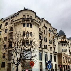 Budapest and Zagreb