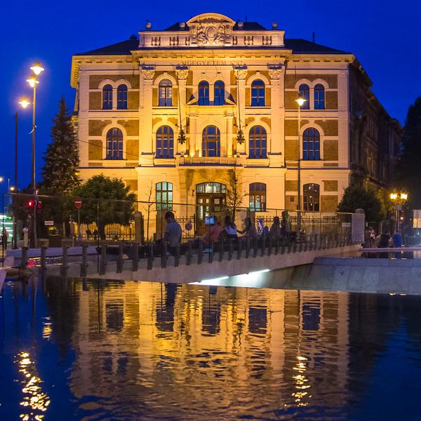 Budapest University of Technology Chemistry building