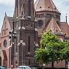 Calvinist Reform Church, Szilagyi Dezso, Budapest, Hungary