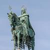 Statue of Prince Eugene of Savoy (Jozsef Rona, 1900), Budapest, Hungary