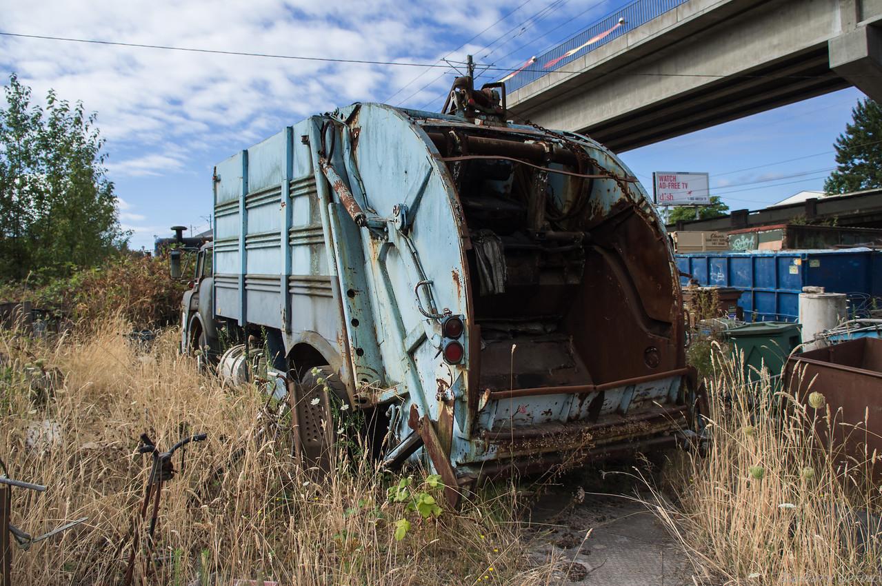 Ford / Leach Sani-Cruiser