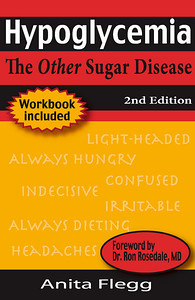 Cover and interior design by Budd Graphics Inc.  Hypoglycemia: The Other Sugar Disease, 2nd edition-includes a workbook  This informative book will be of interest to sufferers of hypoglycemia as well as anybody who is interested in knowing about the disease or suspects they may have it. Visit www.anitaflegg.com for more information.