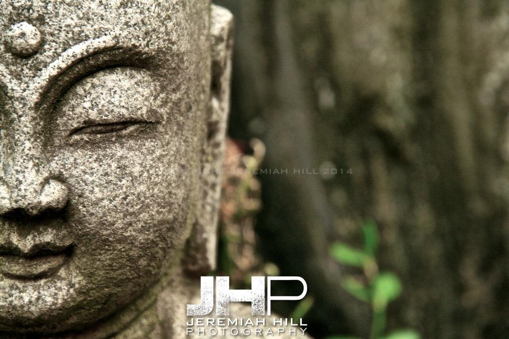 """""""The Stone Buddha"""", Bundang, South Korea, 2008 Print KOR3-518-024"""