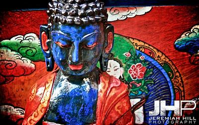 """The Buddha of Oz"", Kathmandu, Nepal, 2007  Print IND31014-048"