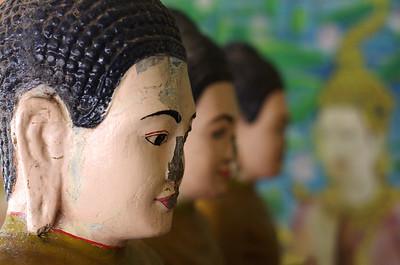 Wat Bo, Cambodia