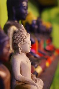 Cambodian Buddhas