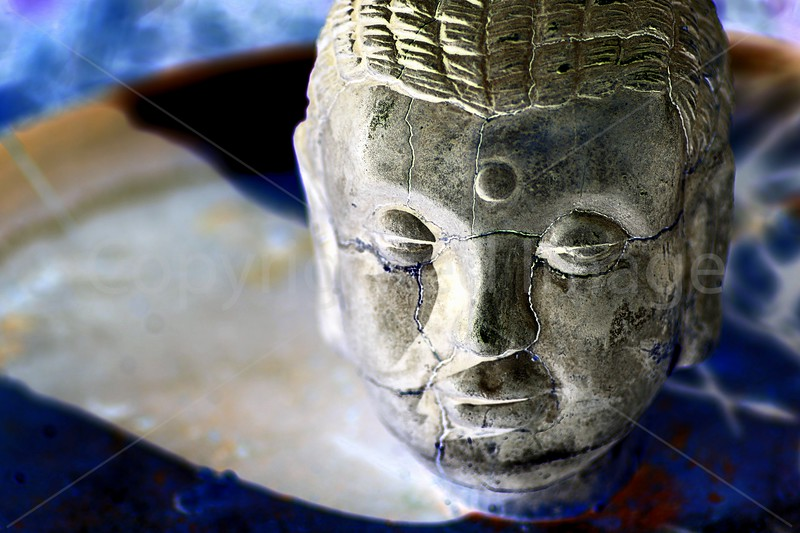 Buddha Weeps