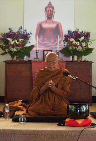 Buddha Rupa Event - PFOD - July 2015