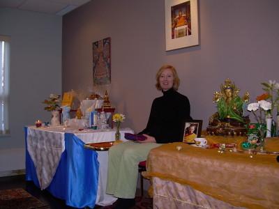 Resident Teacher, Kelly Loeffelmann