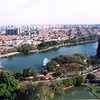 Our city - Campinas - view of Taquaral park<br /> The weather is very nice, not so cold, nor so hot.