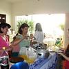 Fiesta day<br /> Typical plate - a feijoada - very appreciate
