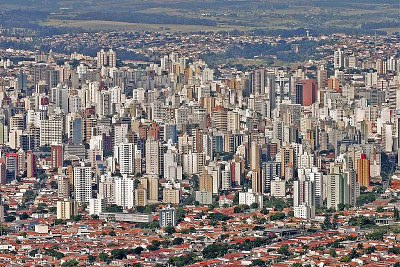Our city - Campinas<br /> Campinas is located 90 km from Sao Paulo city and only 50 minutes from KMC Brasil - the Temple Kadampa.