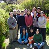 Happy practitioners, Mahamudra retreat, Sept. 2007