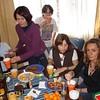 A well deserved break between sessions, Lamrim Retreat, Sept. 2008