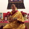 Our Resident Teacher, Kelsang Wangpo, provides instructions on the Joyful Path of Good Fortune.