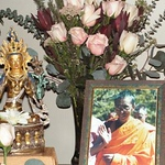 and delighted that Geshe-la has given us a spiritual home in Healdsburg. Thank you Geshe-la!