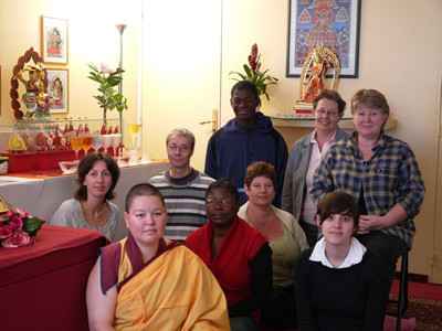 The Sangha of Metz