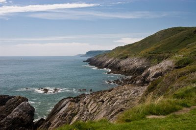 The beautiful Gower peninsula