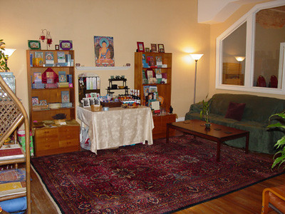 Buddhist books and gifts in Columbia, SC.