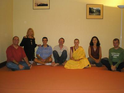 The Marseilles Sangha