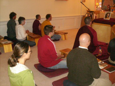 Puja<br /> With inner peace, happiness naturally arises from within