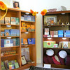 Bookstore<br /> Our bookstore holds all of Geshe Kelsang Gyatso's practical texts on training the mind and finding inner peace.  We also sell statues, ritual objects, and beautiful gift items.