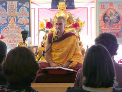 Empowerment<br /> From our tireless teacher Gen Kelsang Tenzin.