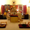 Shrine<br /> Come inside the beautiful meditation room and find some clarity.