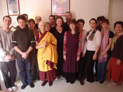 The Nantes Sangha