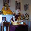 Kelsang Dana, the Resident Teacher of the Center