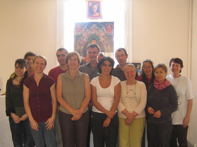 The Sangha of Montpellier