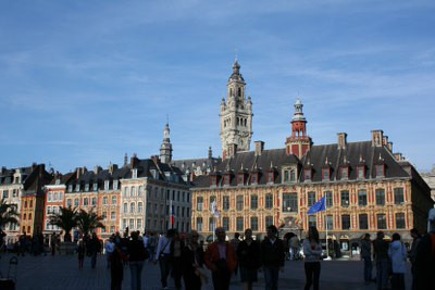 Yeshe Buddhist Centre is located in Lille.