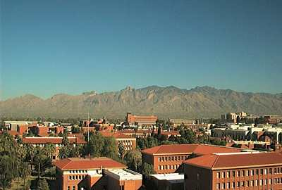 New this year, we've introduced noon-time meditations at the University of Arizona.