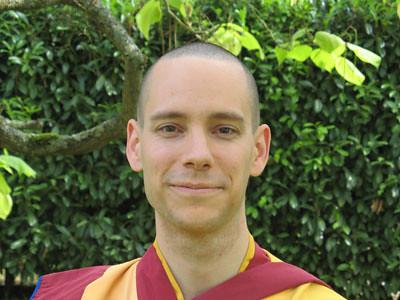 Gen Eupame, the Resident Teacher of KMC France