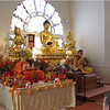 Offerings and praises to Manjushri for the NWDC