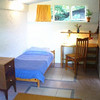 B&B room at the Centre