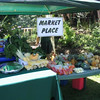 marketplace at open day