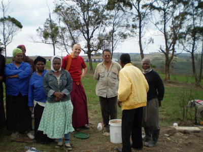 meeting rural friends