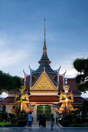 Wat Arun Ratchawararam (Temple of Dawn)