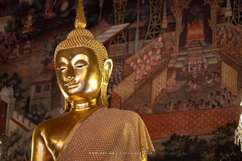 Phra Buddha Thammisarat, Phra Ubosot, Wat Arun (The Temple of Dawn)