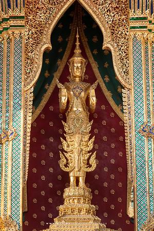 Phra Buddha Narumit, Wat Arun Ratchawararam
